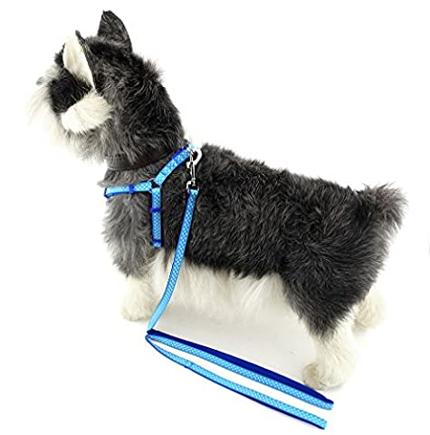SELMAI Nylon Pet Puppy Small Toy Dog Polka Dots Strap