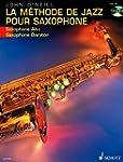 La M�thode de Jazz pour Saxophone - D...