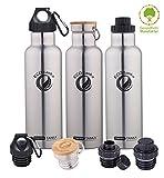 ECOtanka - 800 ml Thermo Sportstanka mit PolyLoopVerschluss