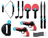 14 in 1 Family Pack für PlayStation Move