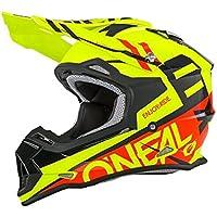 Oneal Sierra II Casco Slingshot BLU MOTO MX MOTO CROSS OFFROAD DUAL 2 SPORT