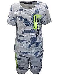 Sommerset T-Shirt Shorts Jungen Set JSn106