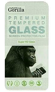 BLACK GORILLA PREMIUM TEMPERED GLASS FOR YU YUPHORIA AQ5010