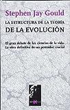 La estructura de la teoría de la evolución (Metatemas)