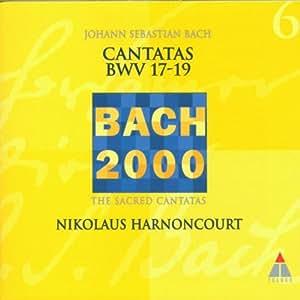 Bach: Cantatas, BWV17-19