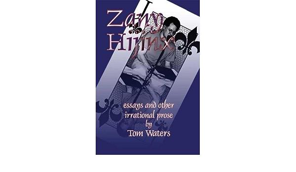 Read Zany Hijinx By Tom Waters