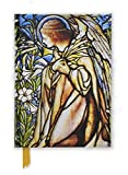 Tiffany Angel Stained Glass Window (Foiled Journal) (Flame Tree Notebooks)