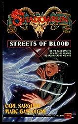 Shadowrun 8: Streets of Blood