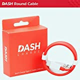 #8: DASH Type C Cable for OnePlus 5 / OnePlus5 / OnePlusFive/ One Plus 5 / One Plus5 / OnePlus Five / 1+5 / One + Five / OnePlus 5 USB Cable Original Like USB Type C Cable Type C Dash Cable | C Type USB Cable | Type C Data Cable | Type C USB Cable | Type C Charger Cable | Type C Charging Cable | High Quality USB Type C to USB A Male Cable Best Tangle Free Heavy Duty High Speed Cable ( 1 Meter, Red )