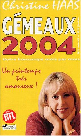 Gémeaux 2004