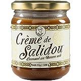 Creme de Salidou (creme caramel) - 220 G - by La Maison d'Armorine, France - Francia