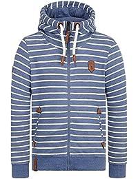 Naketano Male Zipped Jacket Warum eigentlich ficken