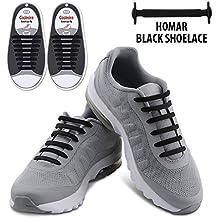Homar No Tie Lacci per scarpe per bambini e adulti