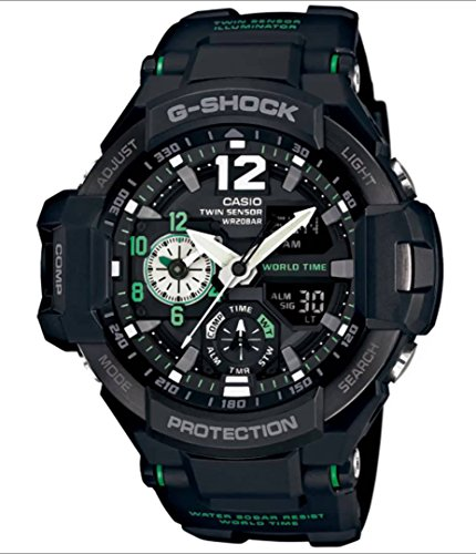 Watch Casio G-Shock GRAVITY MASTER GA-1100-1A3ER