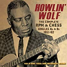 The Complete Rpm Recordings & Chess Singles As & Bs 1951-62