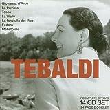Tebaldi : Legendary Performances