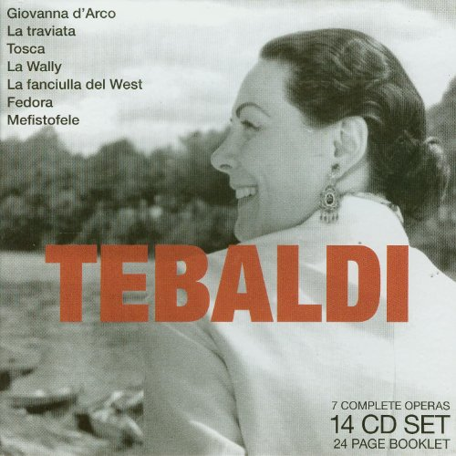 Tebaldi : Legendary Performances