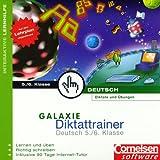 Galaxie Diktattrainer 5. und 6. Klasse