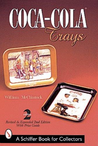 Coca-Cola Trays (A Schiffer Book for Collectors) -