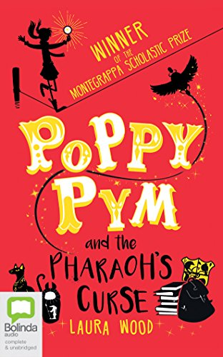 Poppy Pym and the Pharaoh's Curse: Library Edition