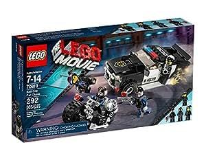 LEGO Movie 70819 - L'Inseguimento in Auto di Poliduro