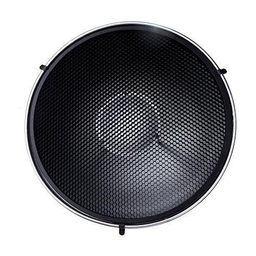Godox AD-S3 Beauty Dish mit Wabenraster für AD180 AD360 Blitz Speedlite