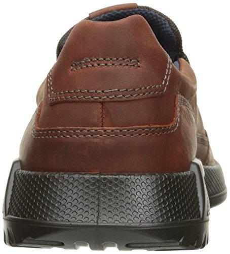 Ecco Herren Luca Sneaker Braun (Cognac)