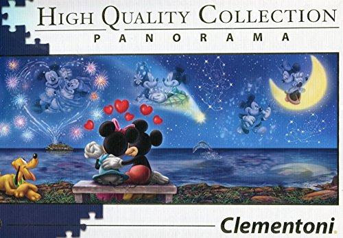 Minnie - Puzzle panorámico deDisney, 1000Piezas, 39449