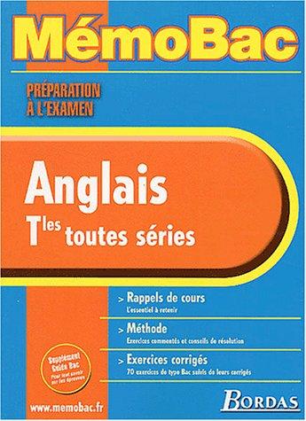 MEMO PREPA EXAM ANGLAIS TERM (Ancienne Edition)