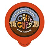 Crazy Cups Coffee, Peppermint, Chocolate...