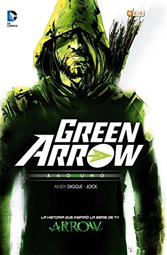 Portada del libro Green Arrow Año 1