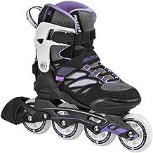 Powerslide Inline-Skate Epsilon - Patines en línea, color Gris, talla 39