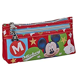 Mickey Mouse - Star Flat Pencil Case (Karactermania)