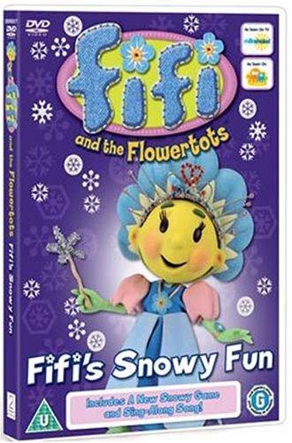 Fifi and the Flowertots  Snowy Fun  DVD