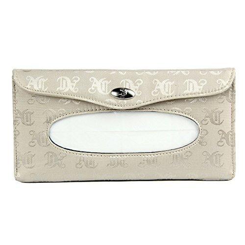 HOME Moda tela automobile visiera del tessuto della scatola del tessuto di pompaggio cassetto luce (Tela Cassetti)