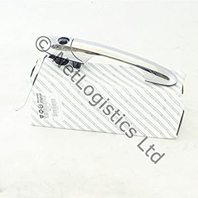 Genuine Fiat Front Drivers Os Outer Chrome Style Door Handle For Fiat 500 - low-cost UK light store.