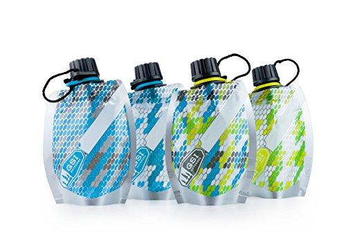 GSI Faltflaschenset 100 ml, mehrfarbig, 91345 -