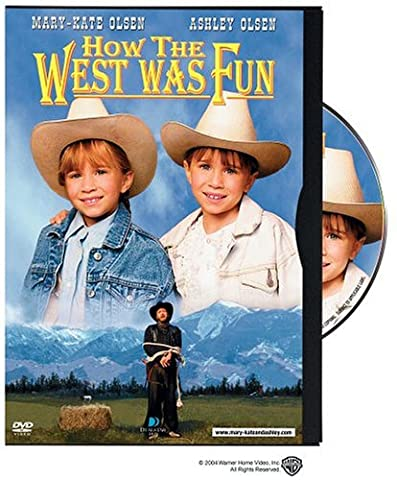 How the West Was Fun [Import USA Zone