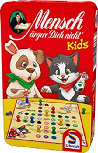 Preisvergleich Produktbild Schmidt Sp 51273 Mensch ärgere Dich Nicht Kids
