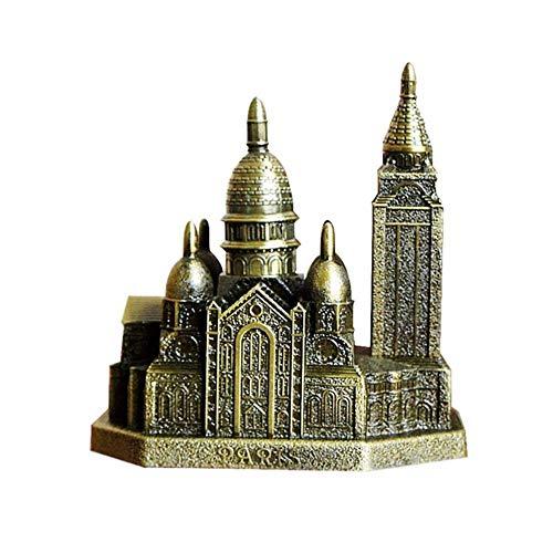 Domeilleur Notre Dame de Paris - 3D-Modellbausätze für Architekturmodelle aus Metall
