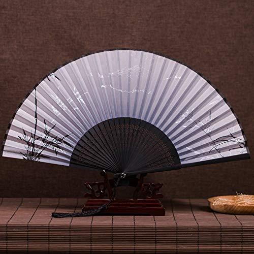 Kirche Passenden Kostüm - Handfächer,Bambusventilator Der Chinesischen Art Des Sommers