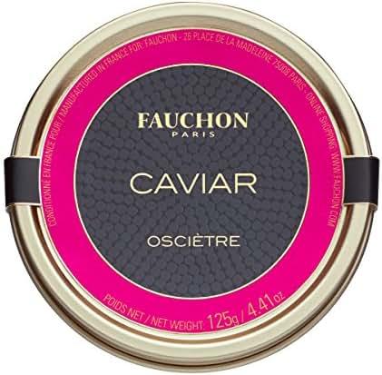 Fauchon - Caviar Osciètre d'Uruguay 125g