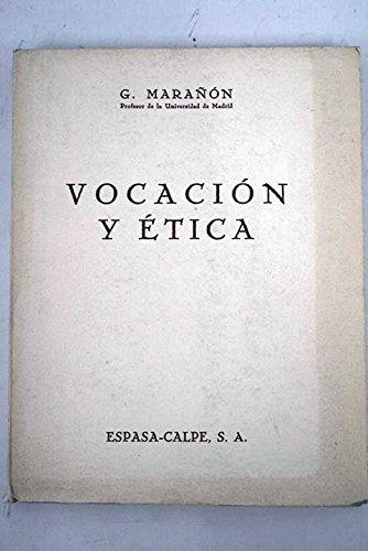 Vocacin y tica