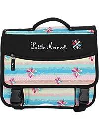 Little marcel - Cartable Little Marcel ref_syd41152-lms rainbow-38*30*14