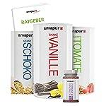 amapur Diät, Intensiv Diät für Frauen / Männer, 21 Tage (27 Produkte) ++ Gesund und lecker abnehmen ++ Hergestellt in Deutschland