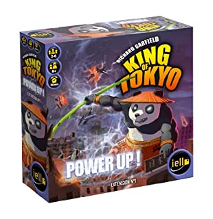 Iello - 51072 - Jeu De Plateau - King of Tokyo - Extension : Power Up (B00ABDMTXW) | Amazon price tracker / tracking, Amazon price history charts, Amazon price watches, Amazon price drop alerts