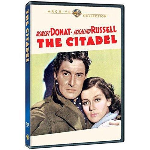 The Citadel 1938 (region 2) Robert Donat Rosalind Russell