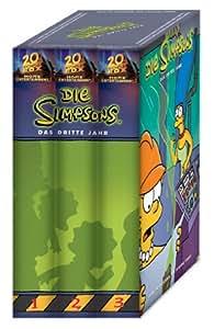 Die Simpsons - Die komplette Season 03 [VHS] [Collector's Edition]