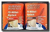 Schöner Wohnen PU-Möbel Klarlack Glänzend 375 ml