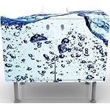 Apalis Design Vanity Sensational Fresh 60x 55x 35cm, Piccolo, Largo 60cm, Regolabile, lavandino, lavabo, Rubinetto per lavabo da Bagno, Armadio, unità di Base, Bagno, Narrow, Flat